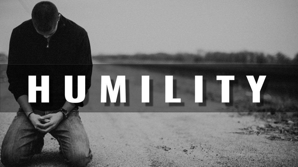 Humility to divinity