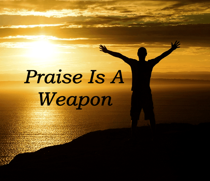 PRAISE TO GOD